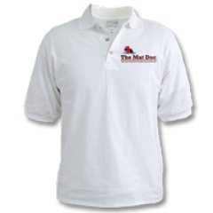 The Mat Doc Golf T-shirt